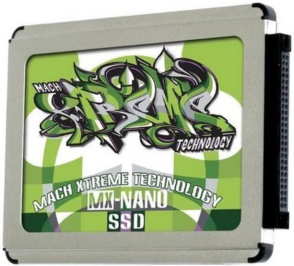 MX-NANO mit 50-pin-Interface