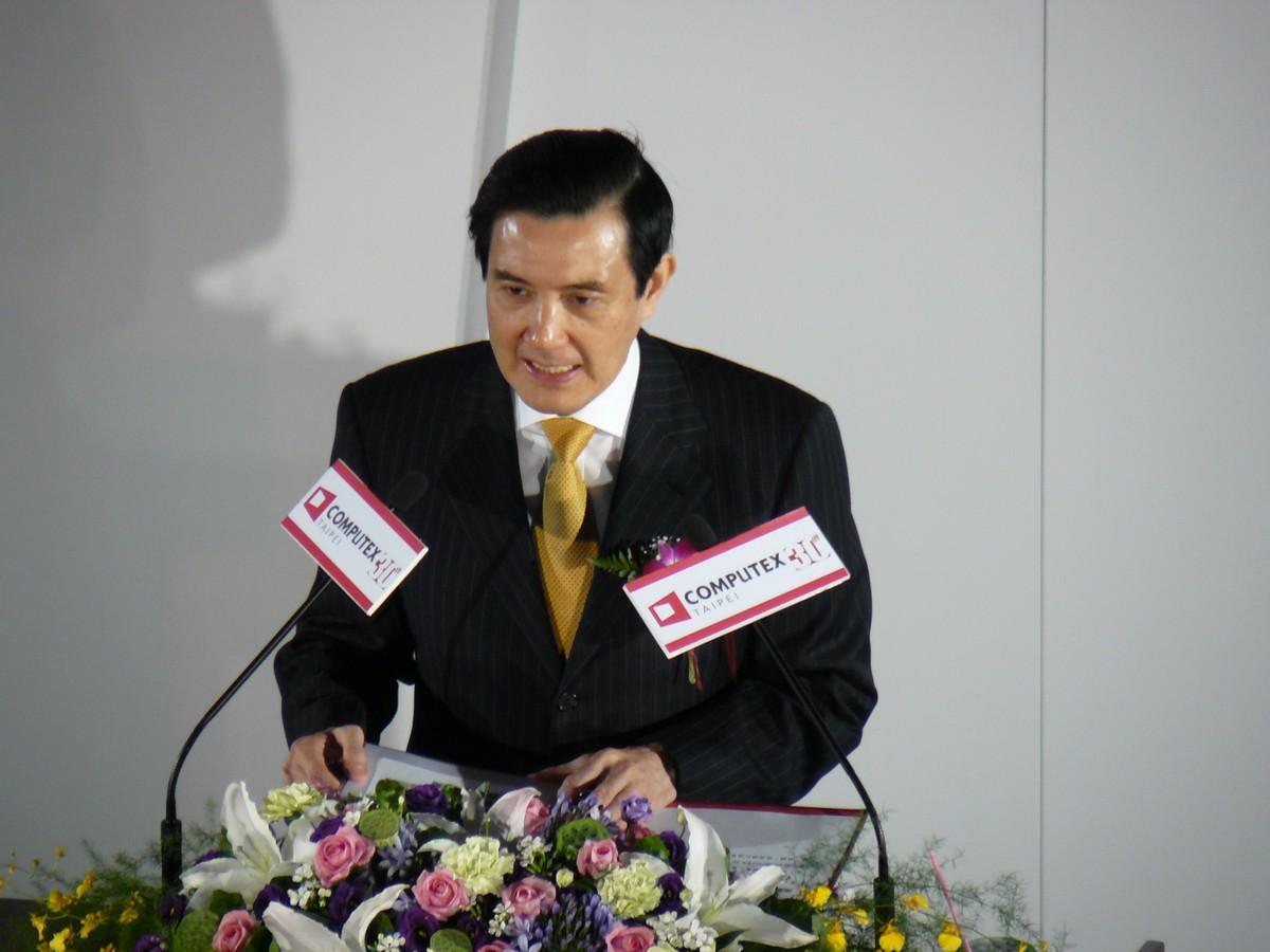 Dr. Ying-Jeou Ma