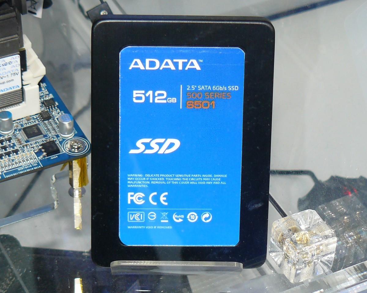 ADATA S501