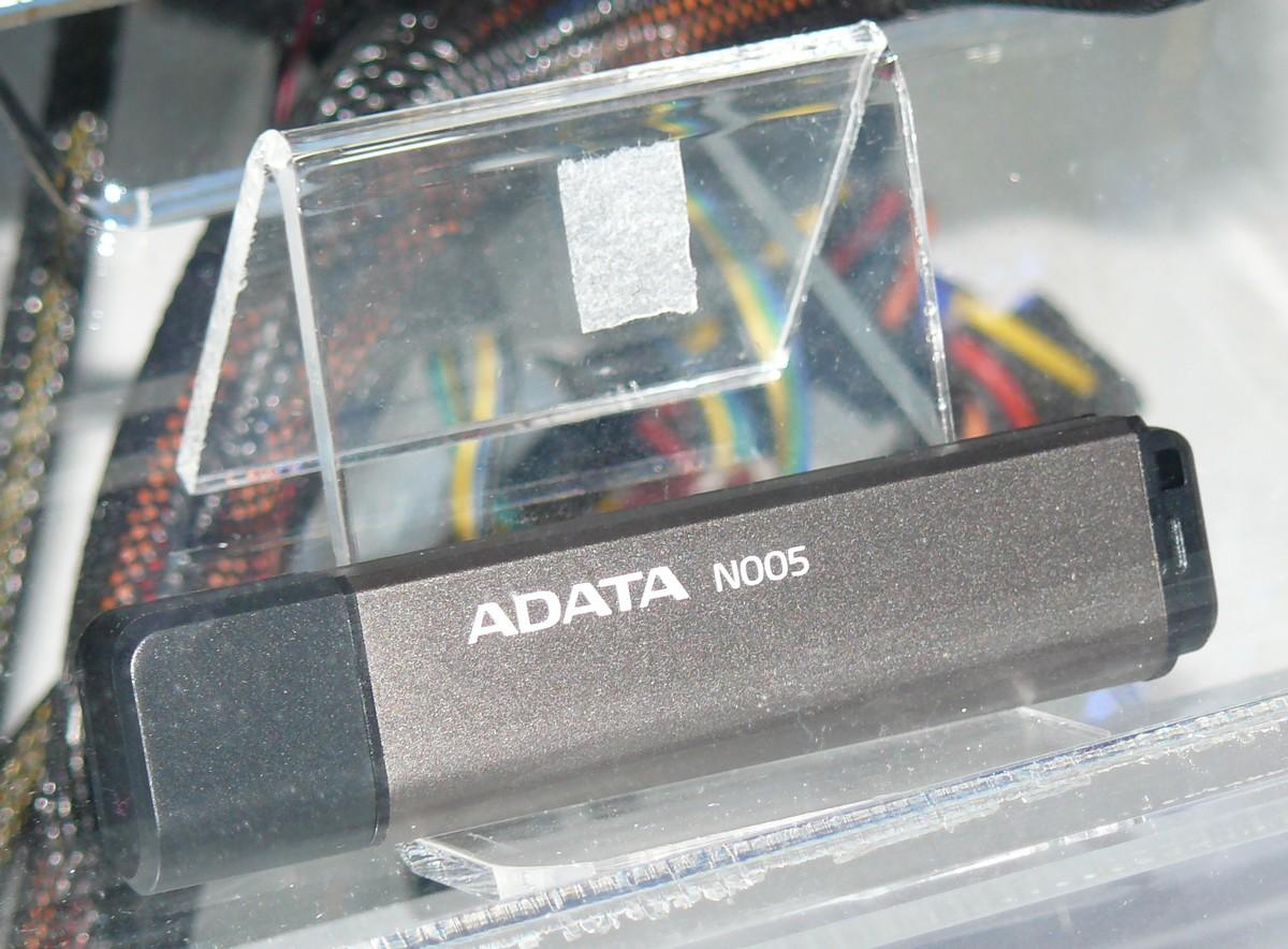ADATA N005 HDD-Gehäuse mit USB 3.0