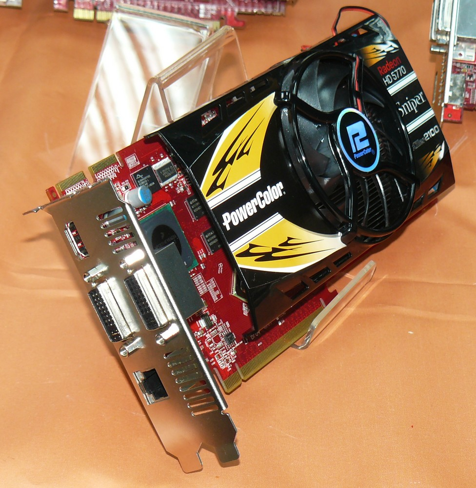 PowerColor Radeon HD 5770 Sniper