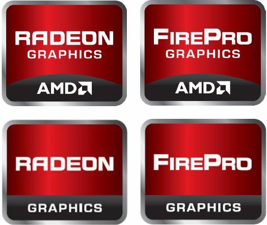 Neue AMD Graphics Logos