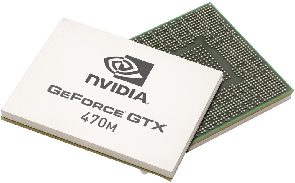 GeForce GTX 470M