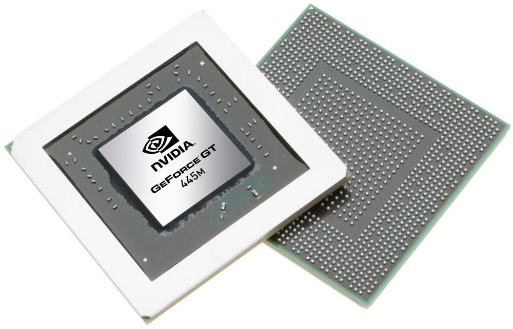 GeForce GT 445M