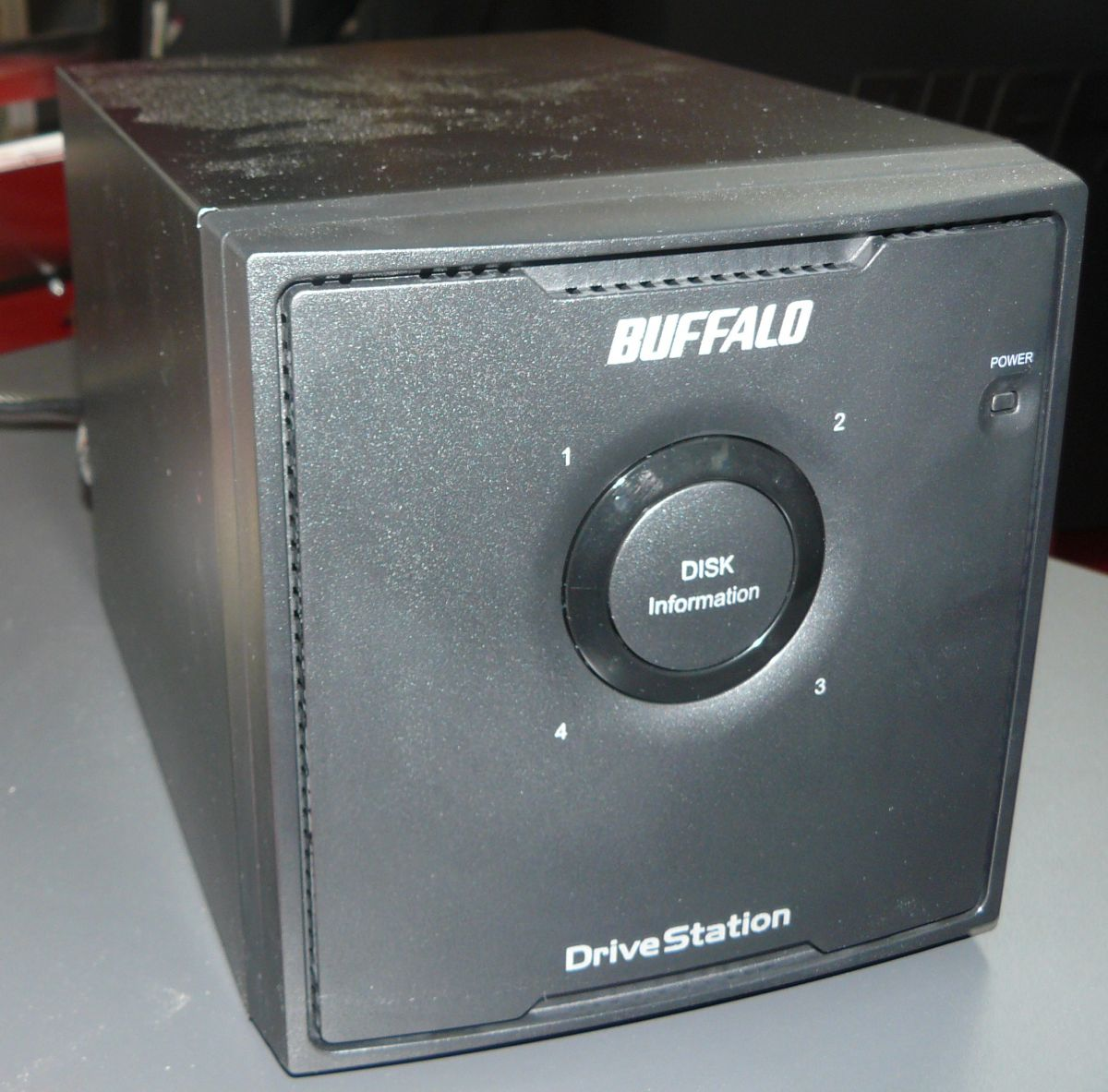 Buffalo DriveStation Quad