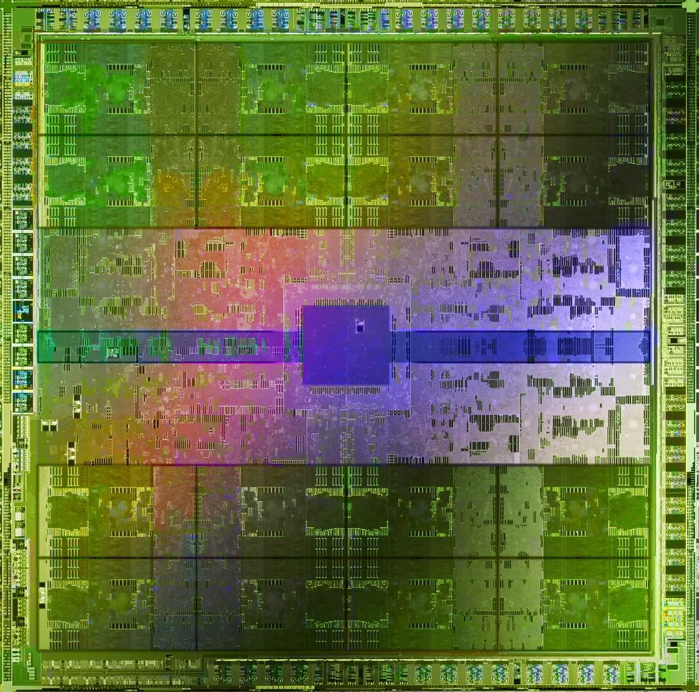 Fermi Chip