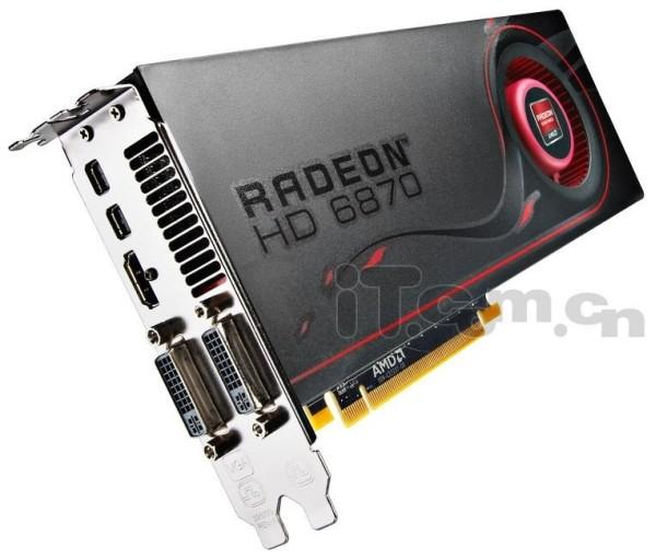 Angebliche Radeon HD 6870