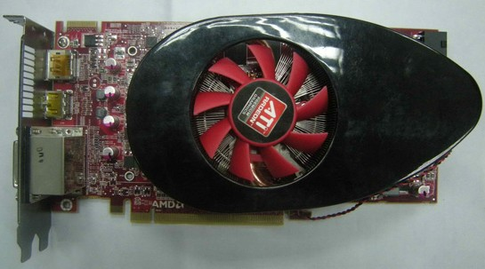 AMD Radeon HD 6850 Grafikkarte?