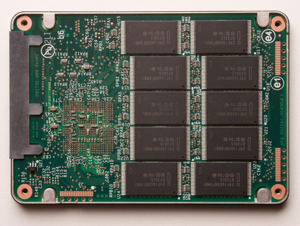 Intel X25-M Inside
