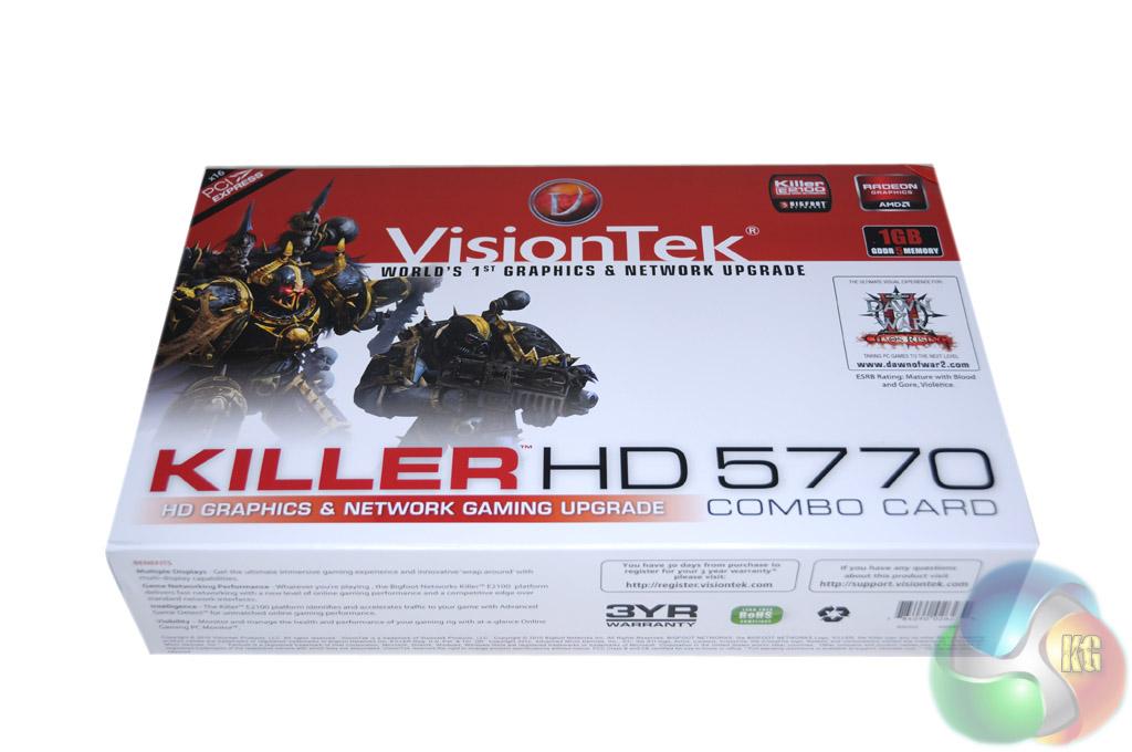 VisionTek Killer HD 5770 Combo - Bildquelle: KitGuru