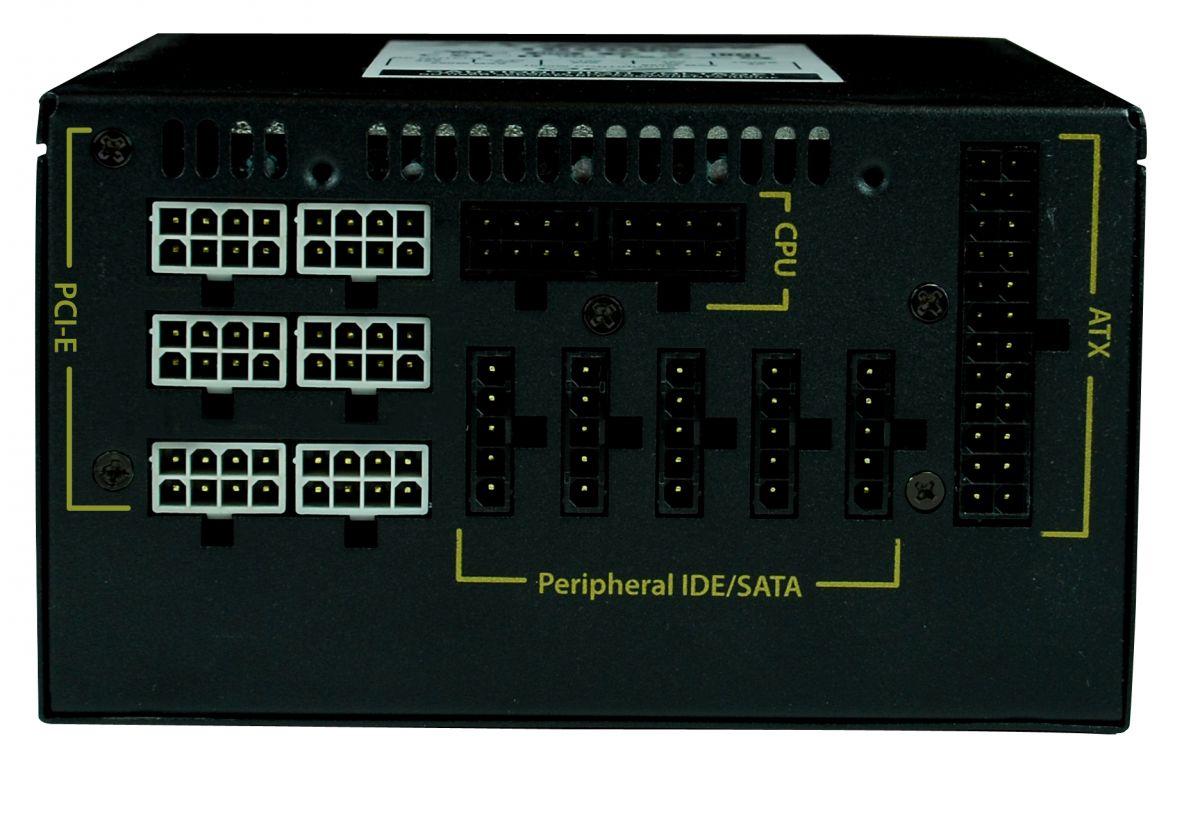 OCZ ZX Series 850W - Rückseite
