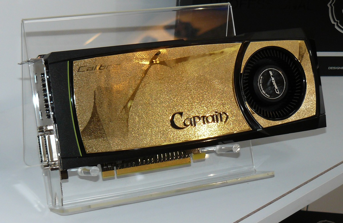 Sparkle Calibre GeForce GTX 580 Captain