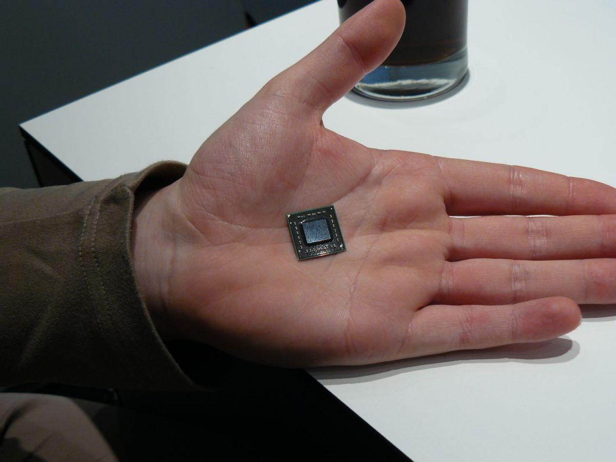 AMD E-350 APU