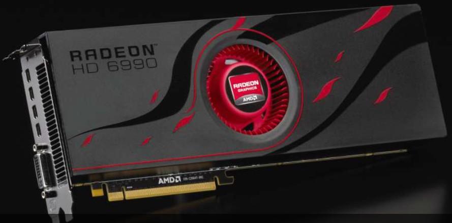 Radeon HD 6990