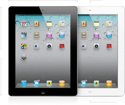 Apple iPad2 (apple.com)