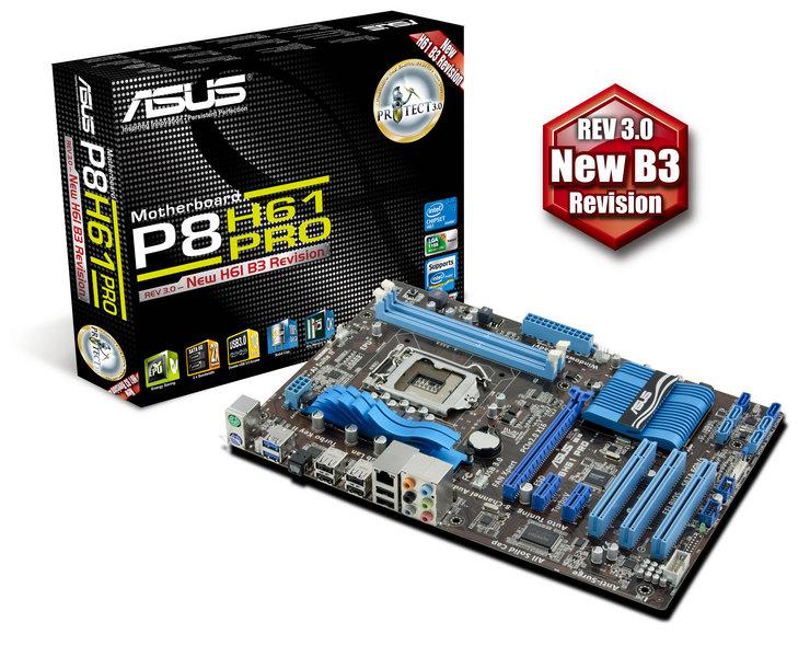 ASUS P8H61 Pro