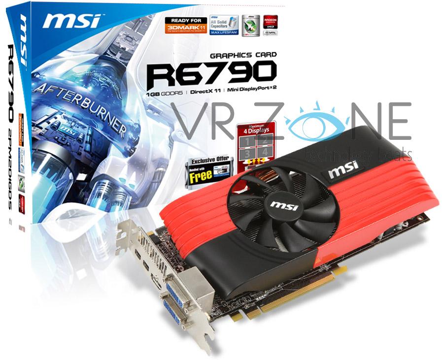 MSI Radeon HD 6790 (vr-zone.com)