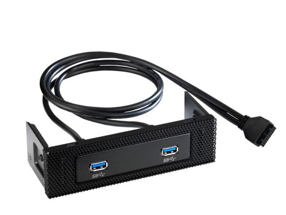 Cooler Master HAF 932 Advanced - USB 3.0 Blende