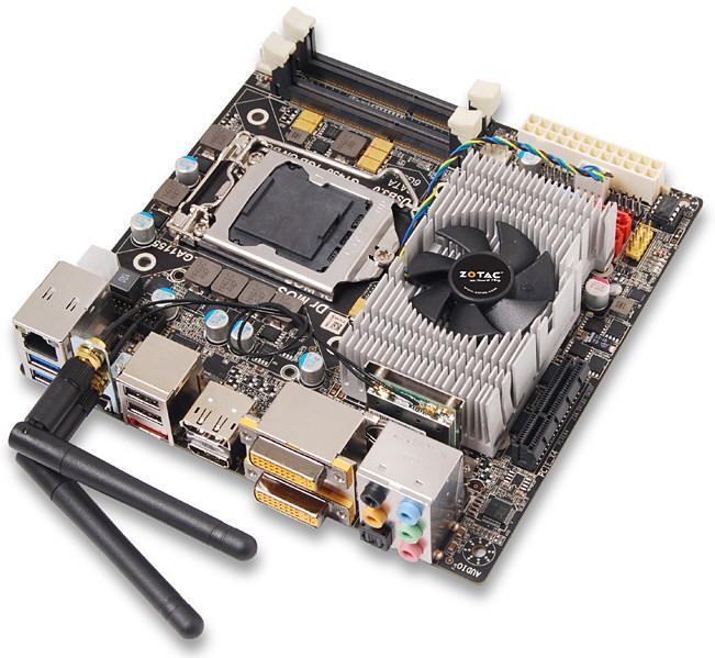Z68 GT430 ITX-WiFi