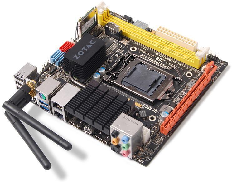 Z68 ITX-WiFi