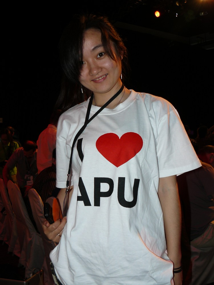Ein APU-Fan :)