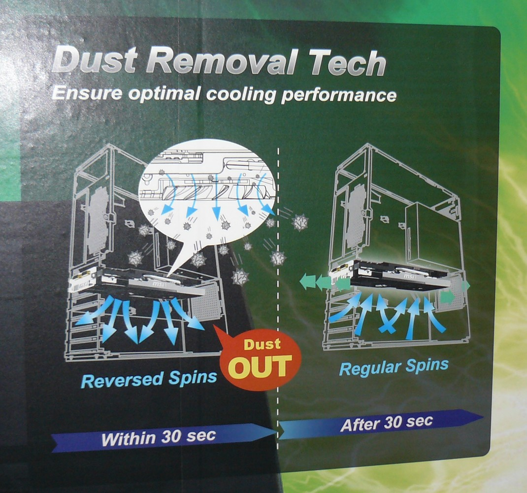 Dust Removal Tech