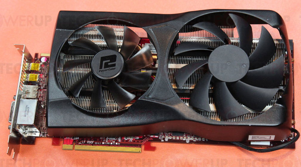 PowerColor Radeon HD 6970 X2