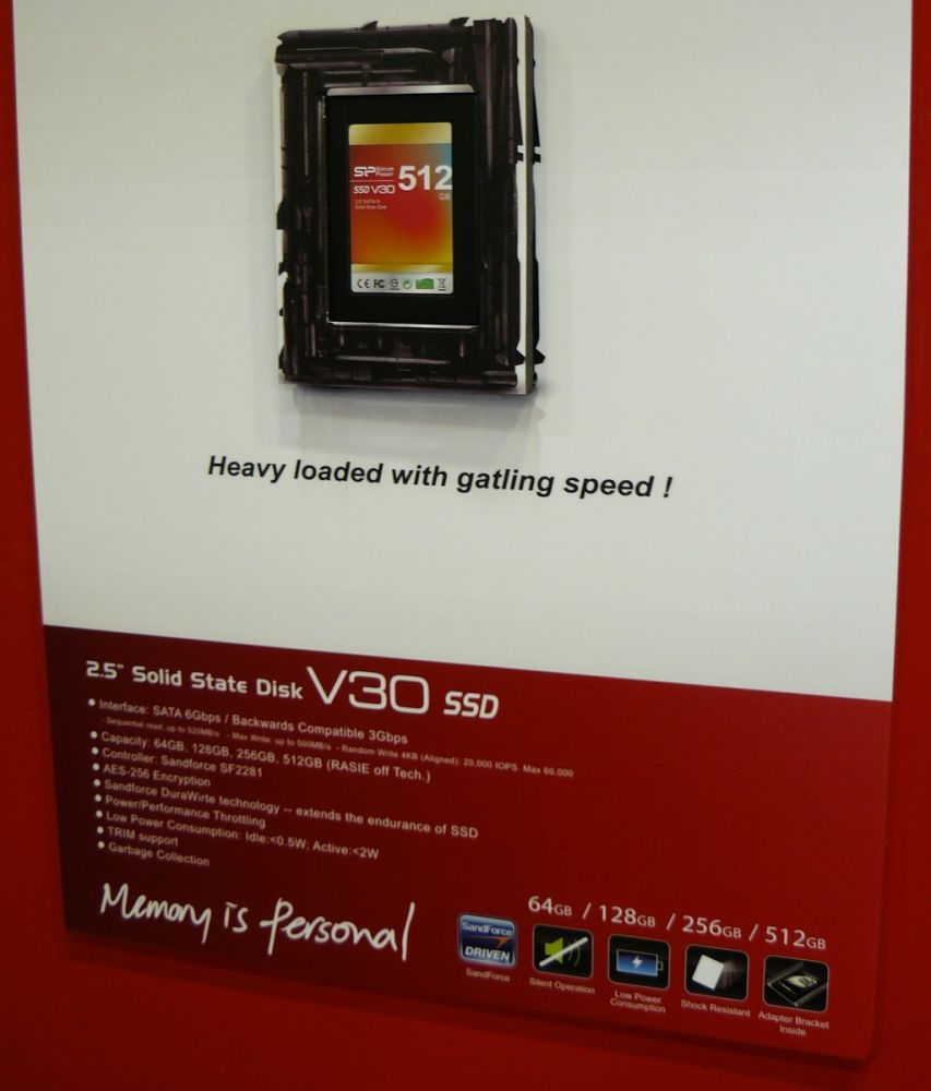 SSD Velox V30