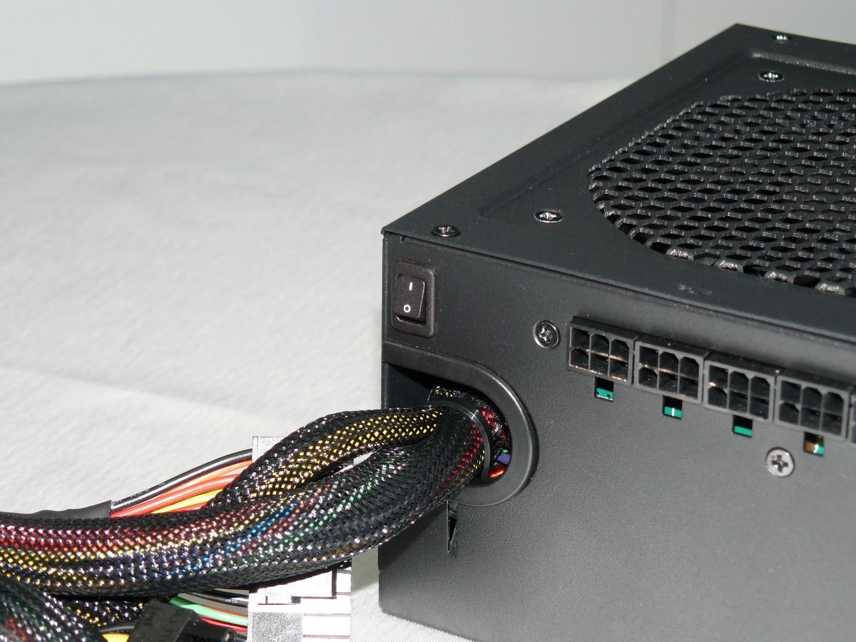 Schalter für Hybrid-Modus