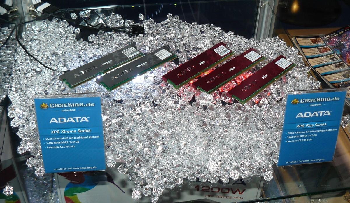ADATA Xtreme und Plus RAM-Riegel