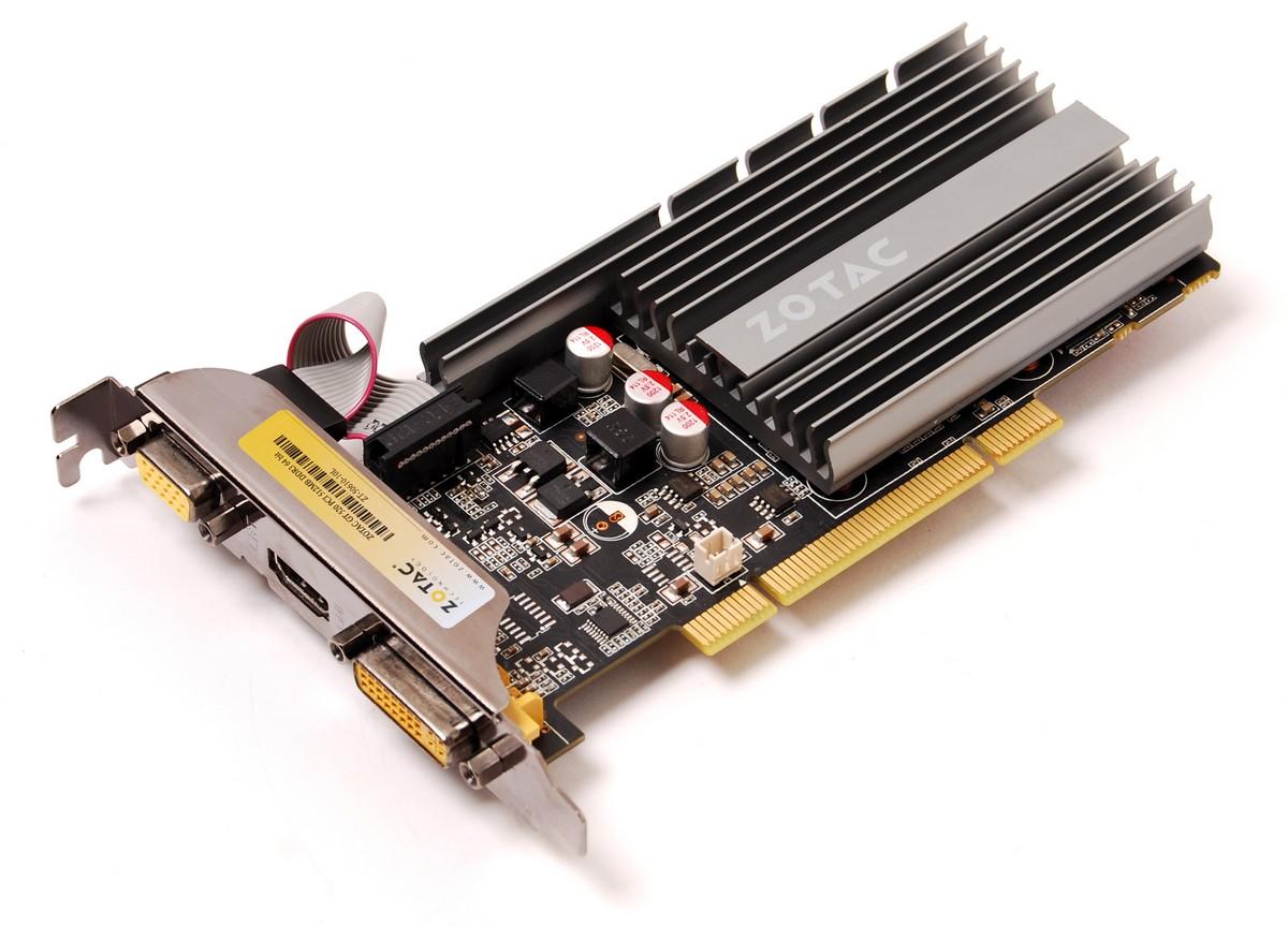 Zotac GeForce GT 520 PCI