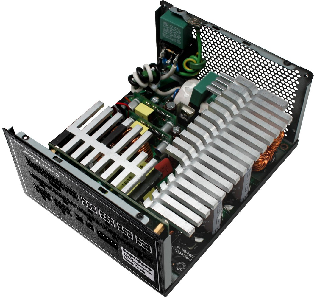 Cooler Master Silent Pro Hybrid Netzteil