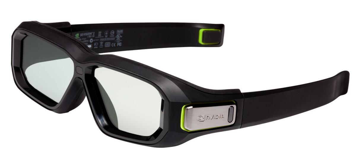 3D Vision 2 Brille