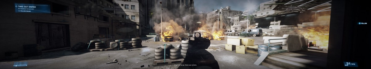 Surround-Gaming-Screenshot Battlefield 3
