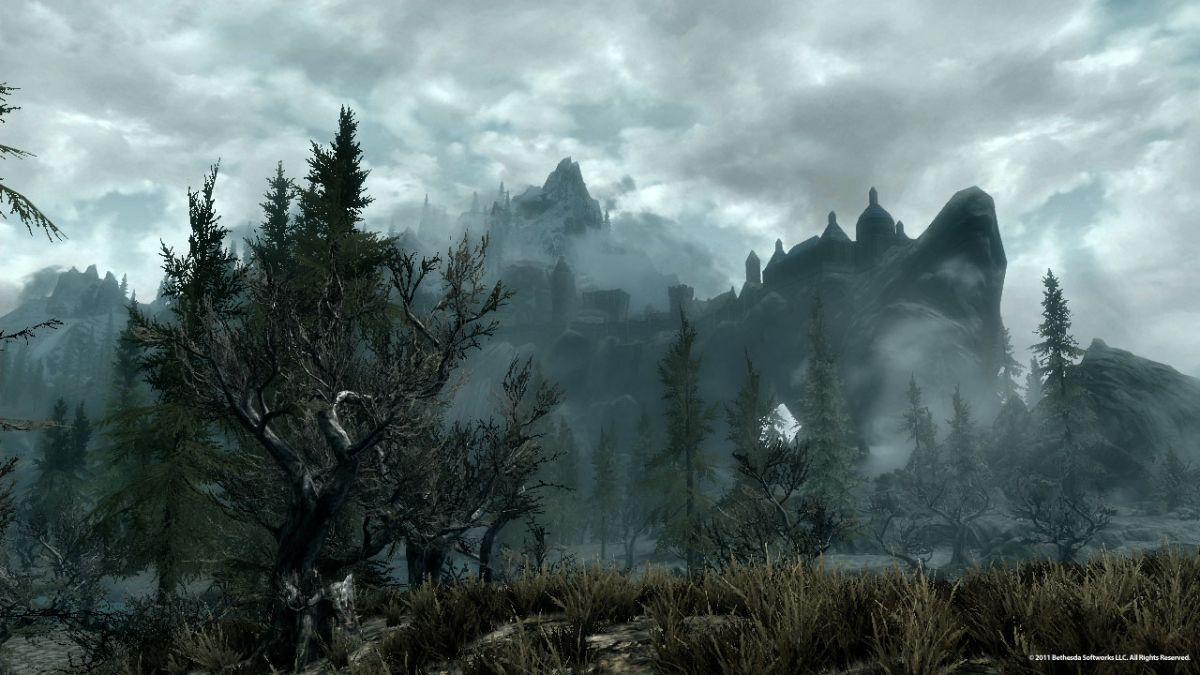 Screenshot The Elder Scrolls V: Skyrim
