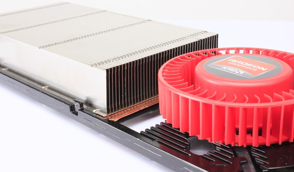 Kühler der Radeon HD 7970