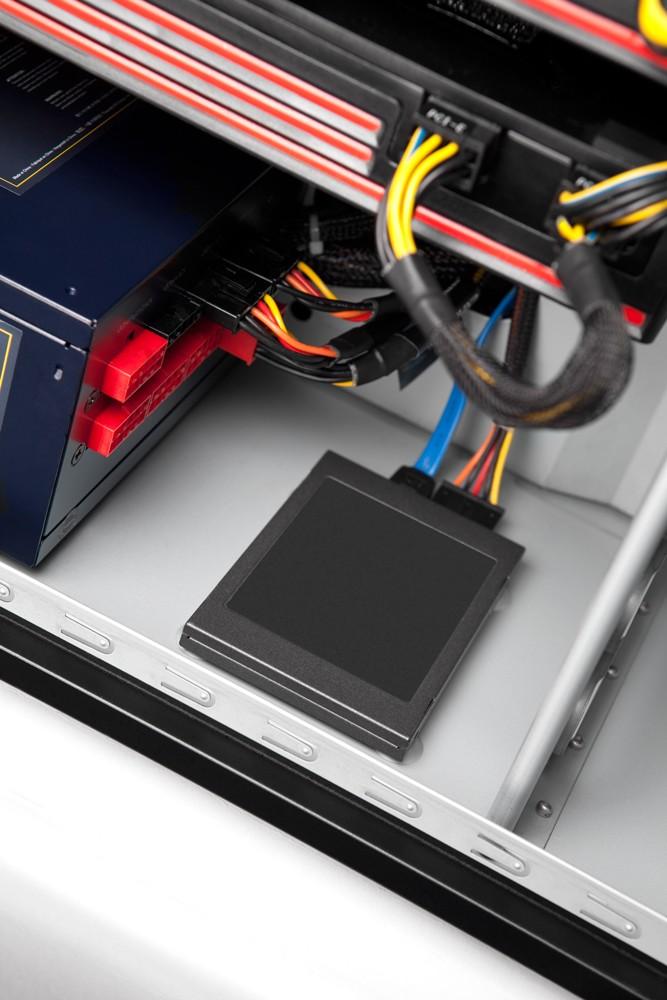 Platz für SSD