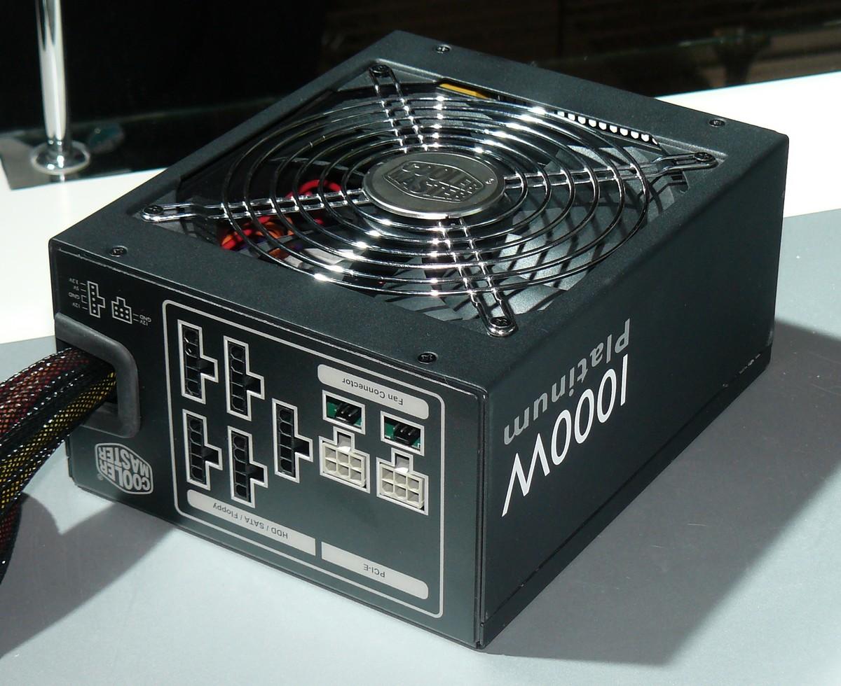 Cooler Master Silent Pro Platinum 1000W
