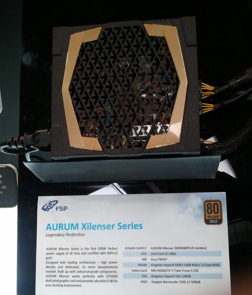 FSP Aurum Xilenser Serie