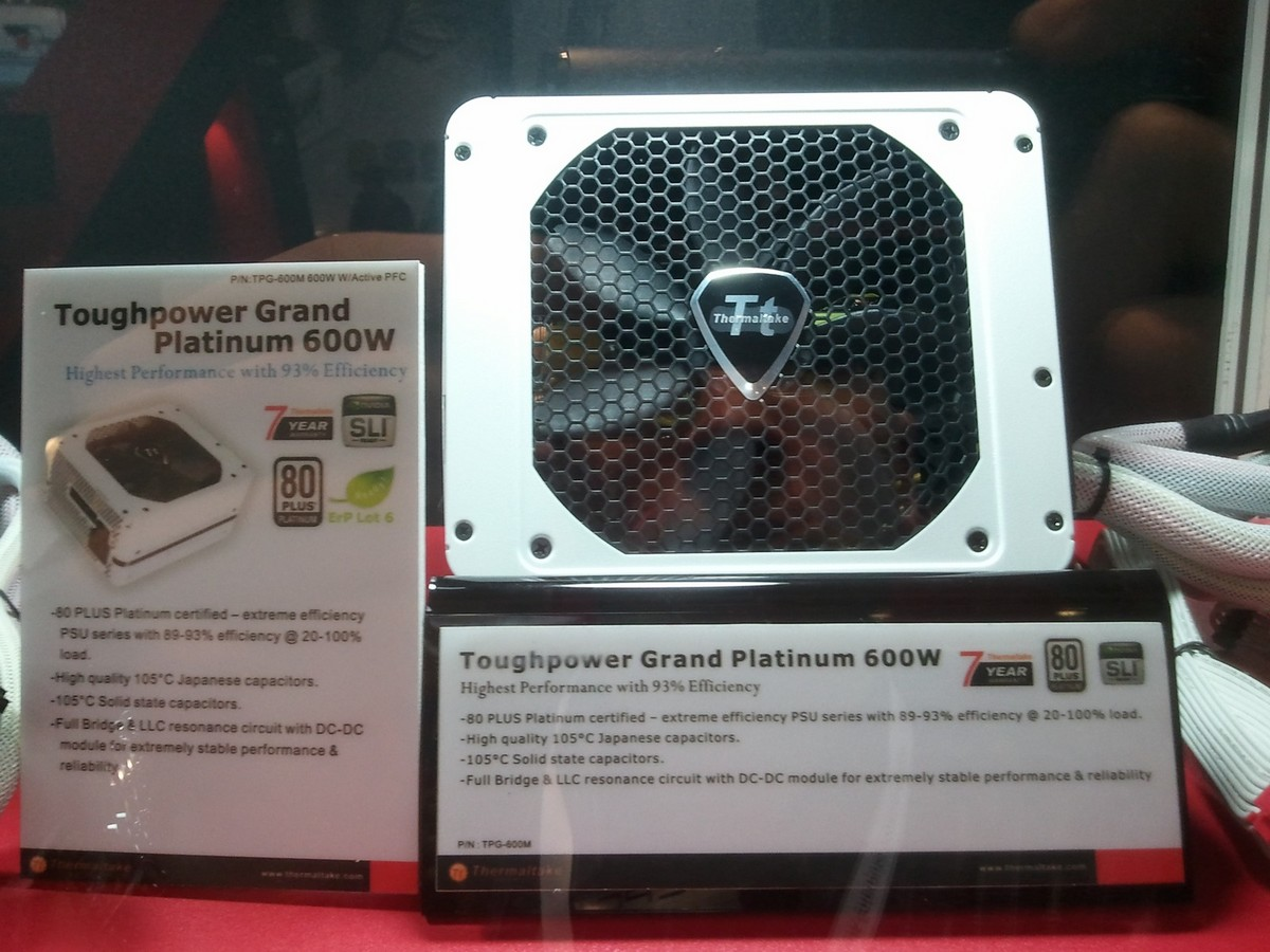 Thermaltake Toughpower Grand Platinum 600W