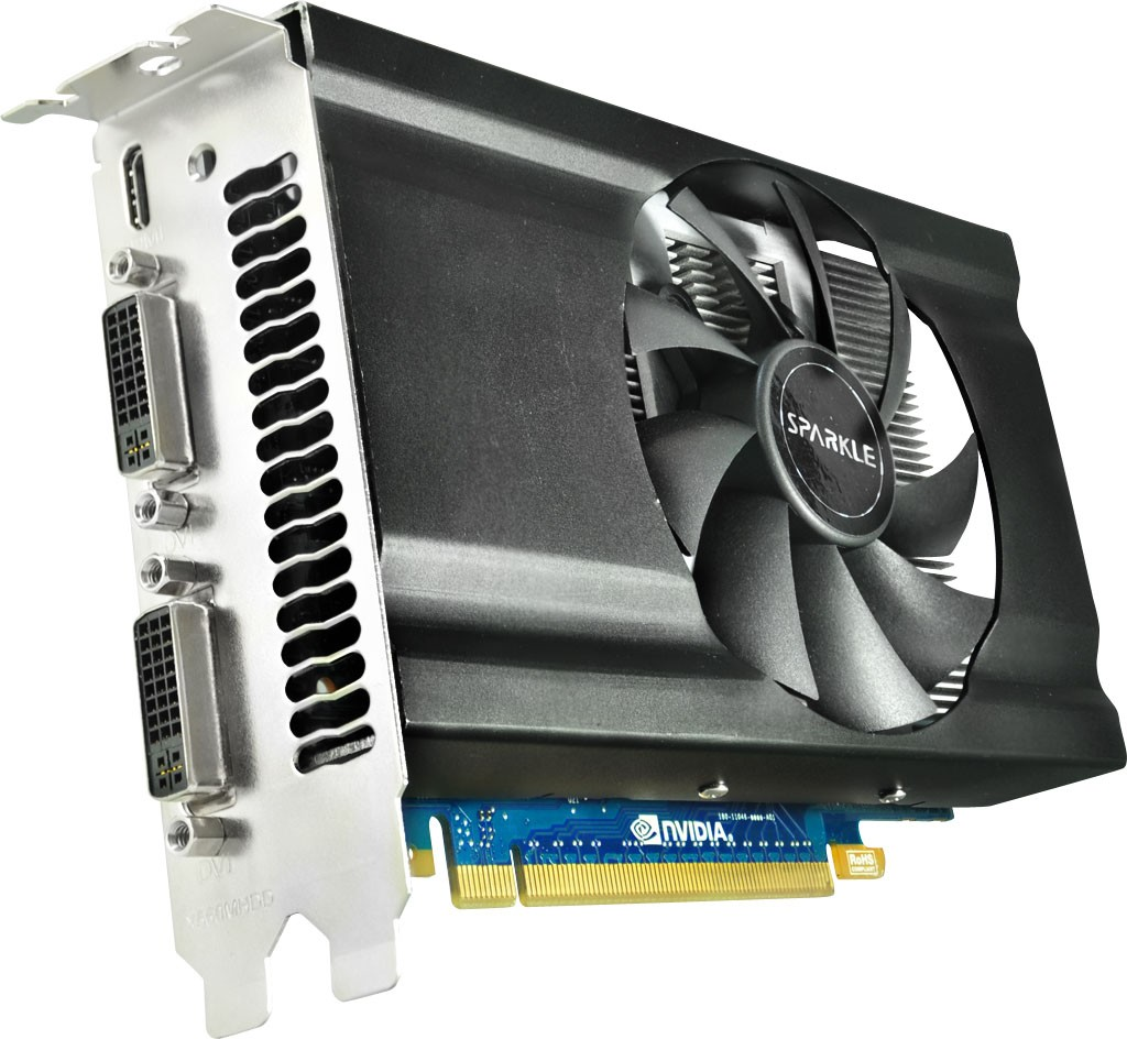Sparkle GeForce GTX 560 SE