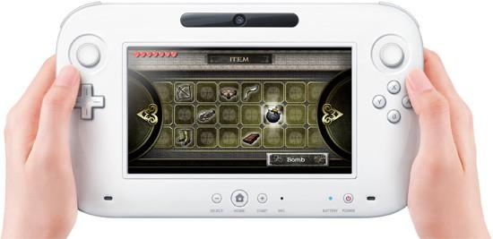 Wii U Fernbedienung