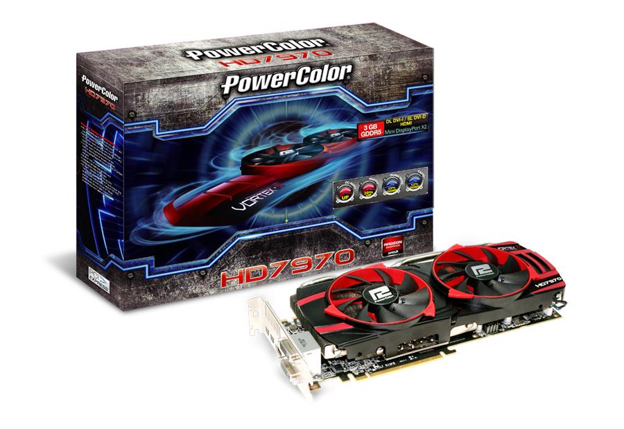 PowerColor PCS+ HD7970 Vortex II