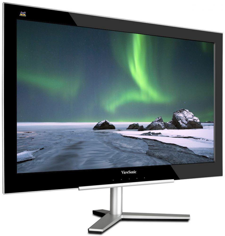Viewsonic Dnner 24 Zoll Monitor Hartware 28 Gibt Als Stromverbrauch Fr Den Vx2460h Led Nur Watt An Im Eco Modus Reduziert Sich Diese Zahl Auf 16