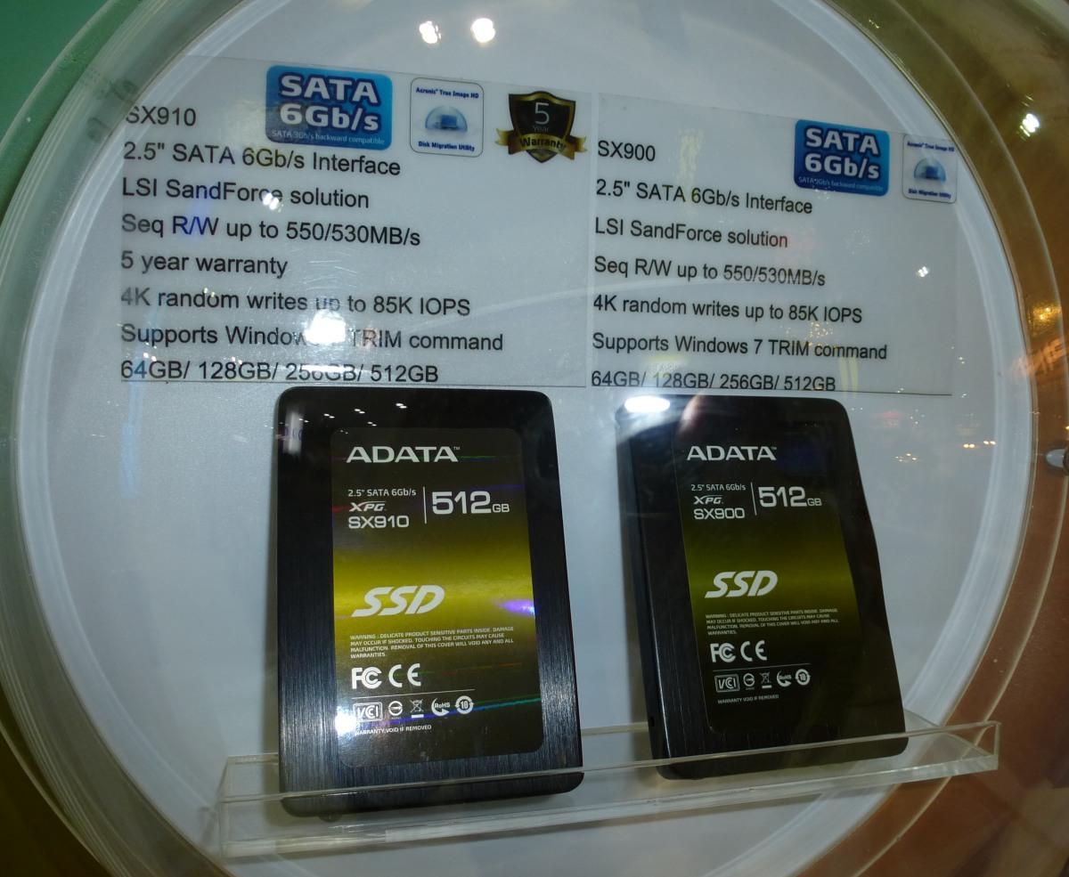 ADATA SX910
