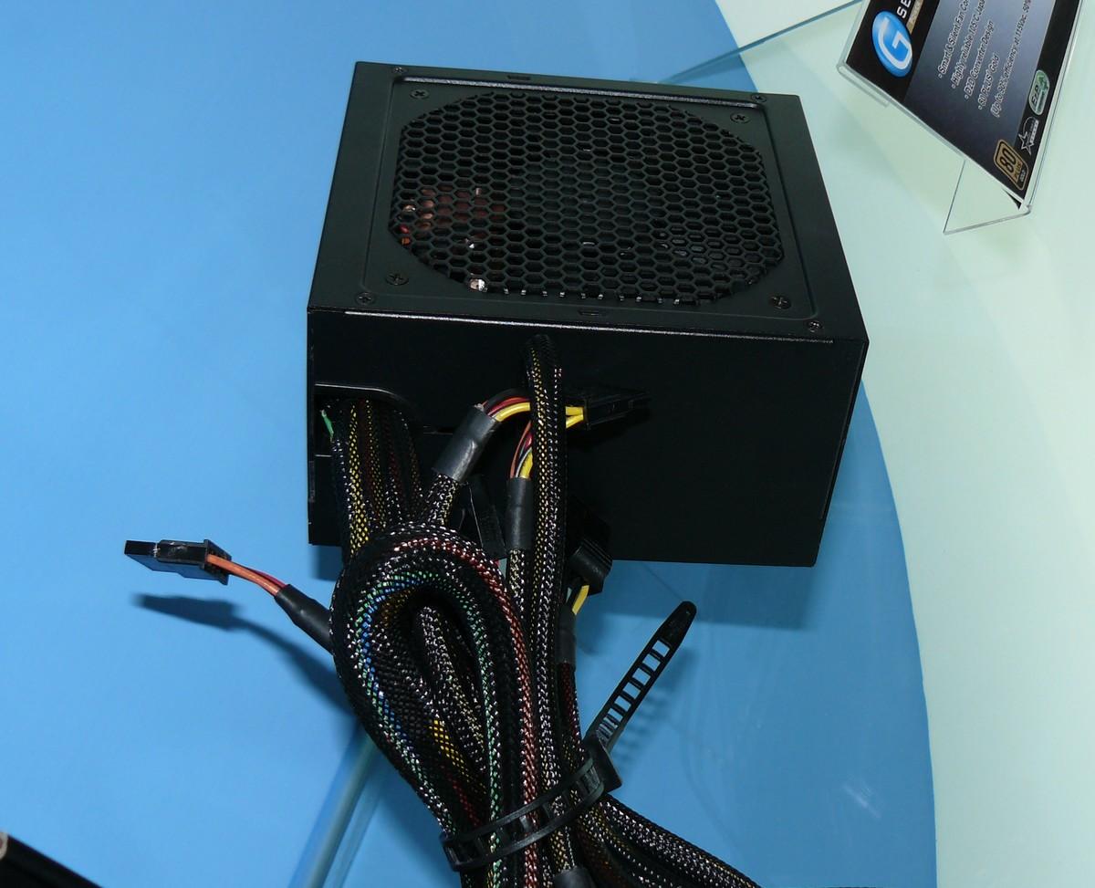 G-360 mit festen Kabeln