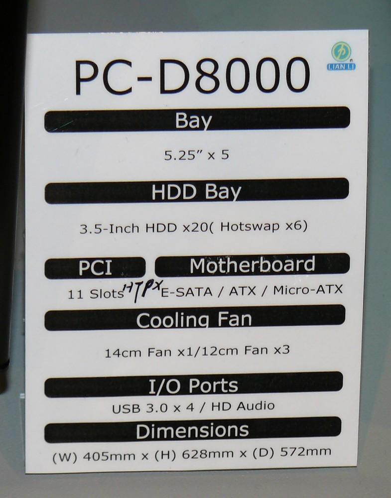 D8000 Daten