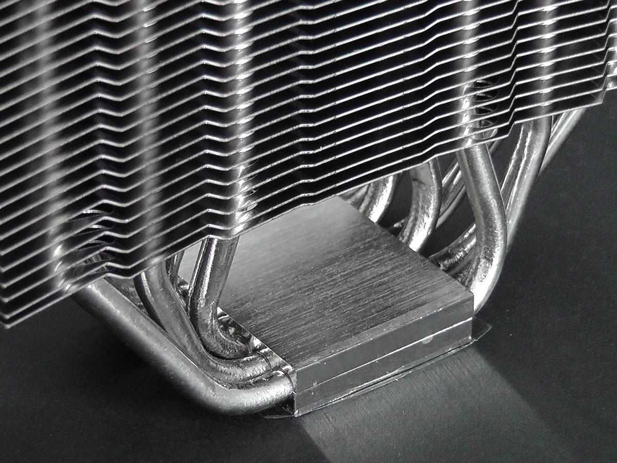 Archon SB-E Bodenplatte