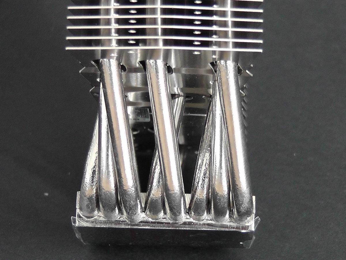 Archon SB-E: 8 Heatpipes
