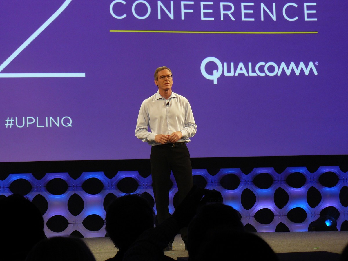 Qualcomm-Chef Paul Jacobs